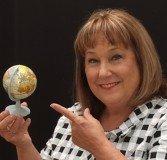Anne MacIntyre globe